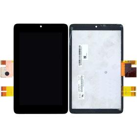 Модуль (дисплей + тачскрин) для ASUS Eee Pad MeMO ME172V (K0W/K00W) черный