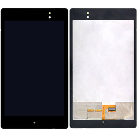 18100-07021000 Модуль (дисплей + тачскрин) черный