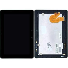 Модуль (дисплей + тачскрин) для ASUS Transformer Pad (TF701T) K00C черный с рамкой 5449N FPC-1