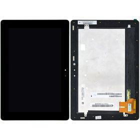 Модуль (дисплей + тачскрин) для ASUS Padfone Infinity Station A80 P05 (Station) черный с рамкой 5363N FPC-1