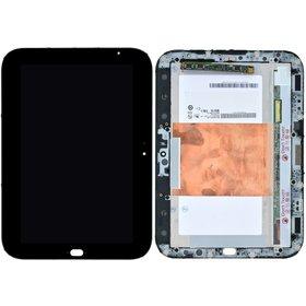 Модуль (дисплей + тачскрин) для Lenovo IdeaTab K1 с рамкой B101EW05 V.0