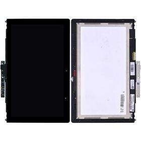Модуль (дисплей + тачскрин) для Lenovo IdeaPad Yoga 13 черный