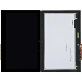 Модуль (дисплей + тачскрин) для Lenovo Yoga 2 Pro черный