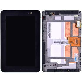 Модуль (дисплей + тачскрин) для Lenovo IdeaTab A1-07 (60001) черный