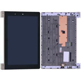 Модуль (дисплей + тачскрин) для Lenovo YOGA Tablet 10 HD+ (B8080) черный B101UAN01.E