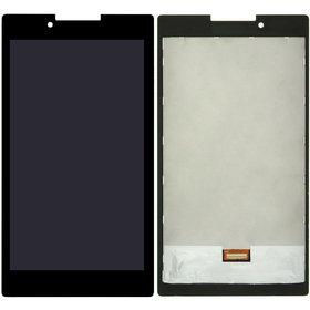 Модуль (дисплей + тачскрин) для Lenovo Tab 2 A7-30HC черный