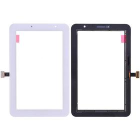 Тачскрин для Samsung Galaxy Tab 2 7.0 P3110 (GT-P3110) Wi-Fi белый (Без отверстия под динамик)