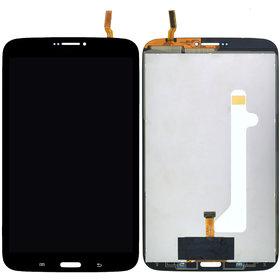 Модуль (дисплей + тачскрин) для Samsung Galaxy Tab 3 8.0 SM-T311 (3G, WIFI) черный (С отверстием под динамик)