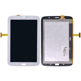 Модуль (дисплей + тачскрин) для Samsung Galaxy Note 8.0 N5100 (3G & Wifi) белый без рамки