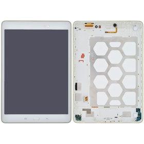 Модуль (дисплей + тачскрин) Samsung Galaxy Tab A 9.7 SM-T555 (LTE) белый