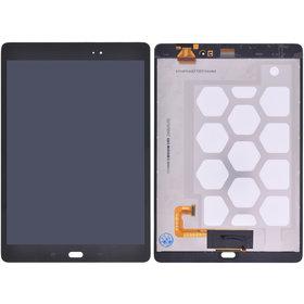 Модуль (дисплей + тачскрин) для Samsung Galaxy Tab A 9.7 SM-T555 (LTE) темно - серый
