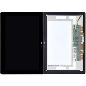 Модуль (дисплей + тачскрин) для Sony Tablet S SGPT111 черный