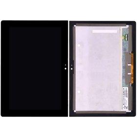 Модуль (дисплей + тачскрин) для Sony Xperia Tablet S (SGPT121) черный