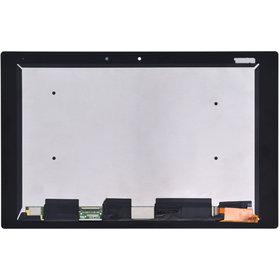 Модуль (дисплей + тачскрин) для Sony Tablet Z2 черный