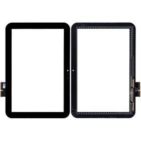 Тачскрин для Toshiba AT300 000593_FPC0_V.1.1 черный
