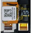 Модуль (дисплей + тачскрин) для Lenovo IdeaTab A7-50 (A3500-H) черный с рамкой B070EAN01.4