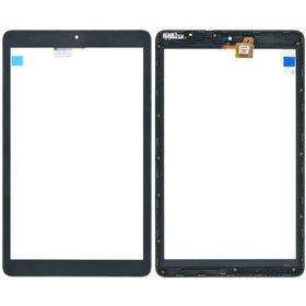 "Тачскрин 10.1"" (150x251mm) черный с рамкой Alcatel OneTouch PIXI 3 (10) 3G"