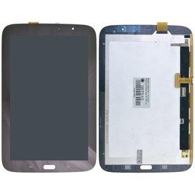 Модуль (дисплей + тачскрин) черный Samsung Galaxy Note 8.0 N5110 (Wifi)