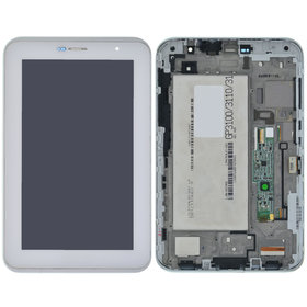 Модуль (дисплей + тачскрин) для Samsung Galaxy Tab 2 7.0 P3100 (GT-P3100) 3G белый