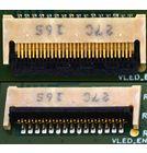 LTL070NL01-001 Модуль (дисплей + тачскрин) белый