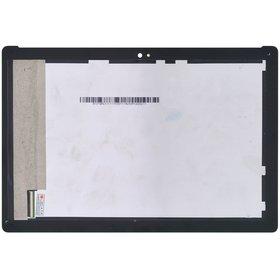 Модуль (дисплей + тачскрин) для ASUS ZenPad 10 (Z300C) P023 белый (зеленая плата)