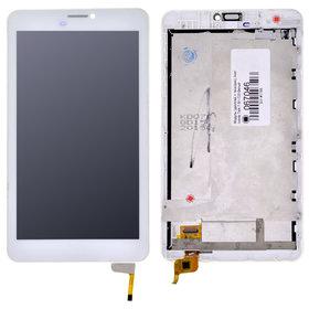 Модуль (дисплей + тачскрин) для Acer Iconia Talk 7 B1-723 белый