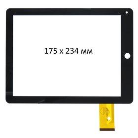 """Тачскрин 9.7"""" 54 pin (174x234mm) MT97002-V4D черный С отверстием под кнопку"""