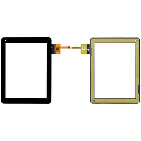 "Тачскрин 8.0"" 12 pin (149,5x196mm) 300-N3708A-B00-VER1.0 черный"