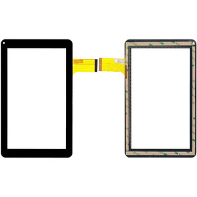 "Тачскрин 9.0"" 50 pin (142x233mm) MF-587-090F FPC черный"