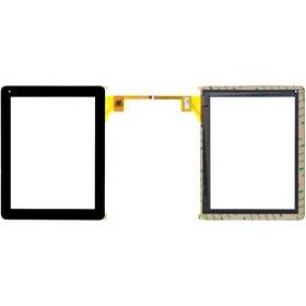 "Тачскрин 9.7"" 12 pin (183x237mm) QSD E-C97003-06 черный"