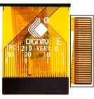 """Тачскрин 7.0"""" 30 pin (118x190mm) TPC0533 ver.1.0 черный (С отверстием под динамик)"""