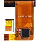 "Тачскрин 7.8"" 10 pin (134x198mm) RS8MF0386G1 черный без рамки (Без отверстия под динамик)"