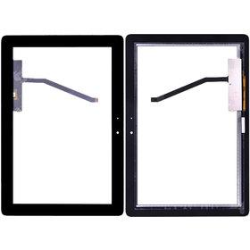 Тачскрин для Huawei MediaPad 10 FHD (S10-101U) Synaptics 940-1619-1R3 TM2263 черный