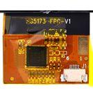 "Тачскрин 8.0"" 6 pin MIPI (156x209mm) SG5173-FPC-V1 черный"