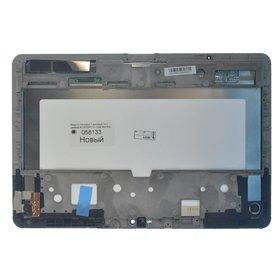 Модуль (дисплей + тачскрин) для Prestigio MultiPad 10.1 ULTIMATE PMP7100D с рамкой