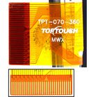 "Тачскрин 7.0"" 30 pin (114x188mm) DIGNITY TPC1463 VER5.0 черный"