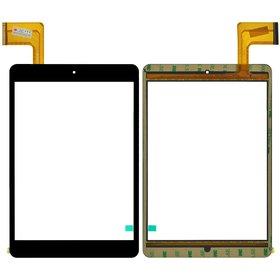 """Тачскрин 7.9"""" 45 pin (132x197mm) FPCA-79D4-V01 черный"""