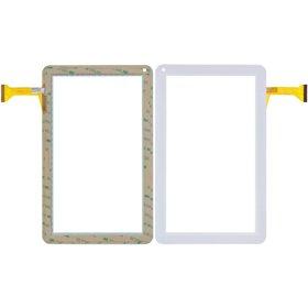 "Тачскрин 10.1"" 50 pin (159x257mm) DH-1007A1-FPC033-V3.0 белый"