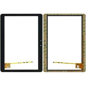 """Тачскрин 10.1"""" 6 pin (172x238mm) QYS 04-1010-0245A FPC черный"""