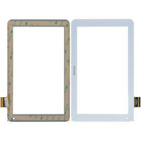 """Тачскрин 9.0"""" 45 pin (143x233mm) WJ695-FPC-V2 белый"""