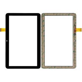 """Тачскрин 10.1"""" 51 pin (156x247mm) YLD-CEGA566-FPC-A0 черный"""