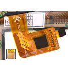 """Тачскрин 8.0"""" 6 pin (118x204mm) F-WGJ80122-V1 белый"""