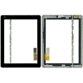 """Тачскрин 10.1"""" 6 pin (176x236mm) FPC-CTP-0975-002-1 черный"""