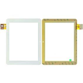"""Тачскрин 8.0"""" 10 pin MIPI (150x196mm) 080075-01a-1-v1 белый"""