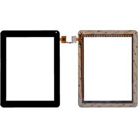 """Тачскрин 9.7"""" 6 pin (184x239mm) RS_CQ903_M904_ver1.0 черный Камера в правом нижнем углу"""