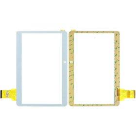 """Тачскрин 10.1"""" 50 pin (163x240mm) MJK-0331-V1 FPC белый"""
