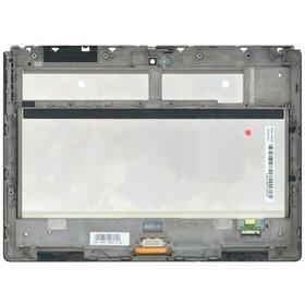 Модуль (дисплей + тачскрин) для Sony Tablet P SGPT211 черный