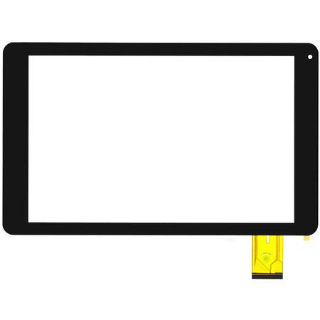"Тачскрин 10.1"" 50 pin (157x257mm) XC-PG1010-055-0A-FPC черный"
