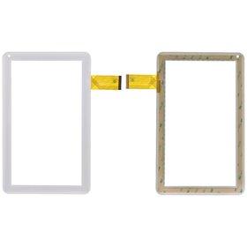 "Тачскрин 10.1"" 50 pin (160x258mm) DH-1033A1-PG-FPC124 белый"