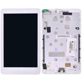 Модуль (дисплей + тачскрин) для Acer Iconia Tab 8 (A1-840) белый